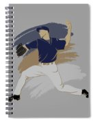 Brewers Shadow Player Spiral Notebook