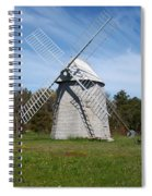 Brewster Windmill Spiral Notebook