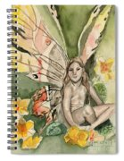 Brian Froud Faerie Spiral Notebook