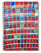 Brick Beauty Spiral Notebook