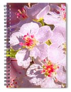 Bridal Bouquet By Jrr Spiral Notebook