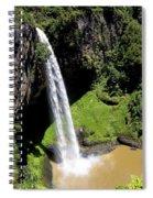 Bridal Veil Falls Spiral Notebook