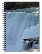 Bridal Veil Falls Spiral Notebook