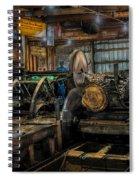 Briden-roen Sawmill Spiral Notebook
