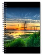 Bridge 3 Spiral Notebook