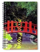 Bridge Front Spiral Notebook