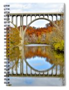 Bridge Over The River Kwai Spiral Notebook