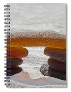 Bridge The Gap Spiral Notebook