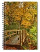 Bridge To Eden Spiral Notebook