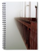 Bridge To Obscurity Spiral Notebook