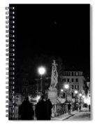 Bridge To St Peter's Spiral Notebook