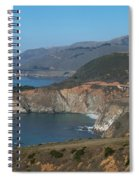 Bridge With A View Spiral Notebook