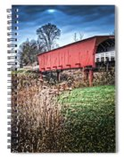 Bridges Of Madison County Spiral Notebook