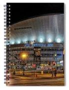 Bridgestone Arena - Nashville Spiral Notebook