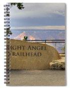 Bright Angel Trailhead Spiral Notebook