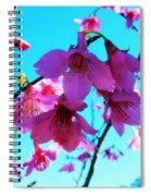 Bright Blossoms Spiral Notebook