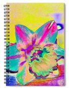 Bright Daff Spiral Notebook