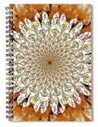 Bright Flower Spiral Notebook