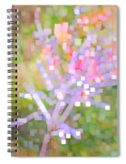 Bright Flower Spiral Notebook