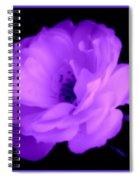 Bright Purple Perfection Spiral Notebook