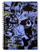 Bright Souls Spiral Notebook