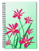 Brighten Your Day Spiral Notebook