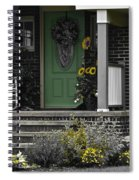 Brightening Your Day Spiral Notebook