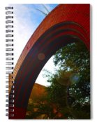 Brighter Than The Sun Spiral Notebook