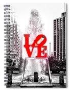 Brightest Love Spiral Notebook