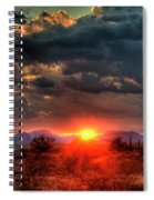 Brilliance Spiral Notebook
