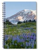 Brilliant Meadow Spiral Notebook