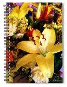 Brilliant Mix Spiral Notebook