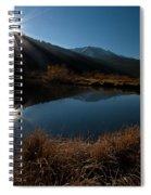 Brilliant Sunrise Spiral Notebook