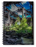 Bring The Outside In 2 Spiral Notebook