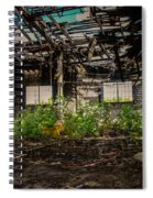 Bring The Outside In 3 Spiral Notebook