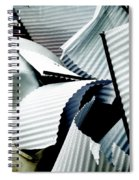 Bringing Down The Roof Spiral Notebook