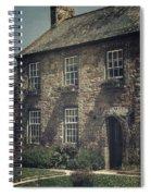 British Cottage Spiral Notebook