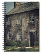 British Cottage Spiral Notebook