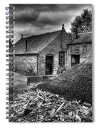 British Mine Spiral Notebook