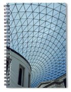 British Museum Spiral Notebook