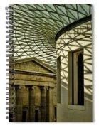 British Museum Spiral Notebook