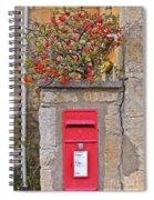 British Post Spiral Notebook