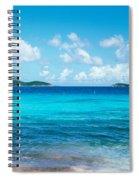 British Virgin Islands, St. John, Sir Spiral Notebook