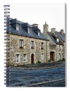 Brittany Spiral Notebook