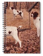 Brittanys On Point Spiral Notebook