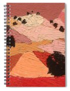 Broad View Spiral Notebook
