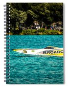 Broadco Property Spiral Notebook