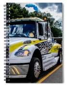 Broadco Semi Spiral Notebook