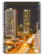 Broadway St Louis Spiral Notebook