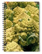 Broccoflower Spiral Notebook